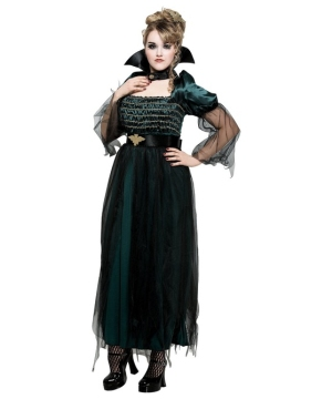 Queen of the Vampires Adult plus size Costume