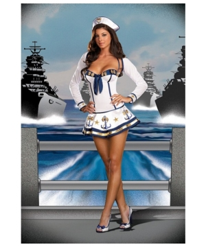 Making Waves Sailor Adult Costume