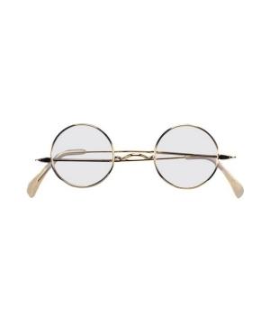 Round Santa Glasses - Adult Accessory