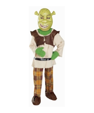 Shrek Boys deluxe Costume