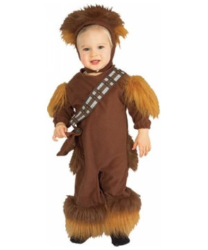 Chewbacca Toddler Costume