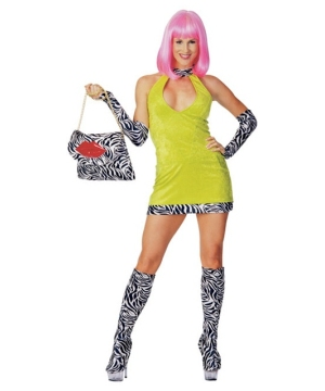 Sweet and Sour Adult Costume