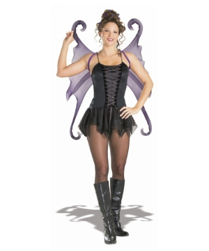 Dark Fairy Women Costume