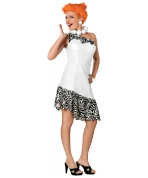 Wilma Flintstone Womens Costume