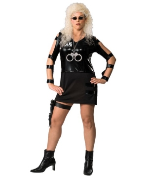 Beth the Bounty Hunter Women plus size Costume