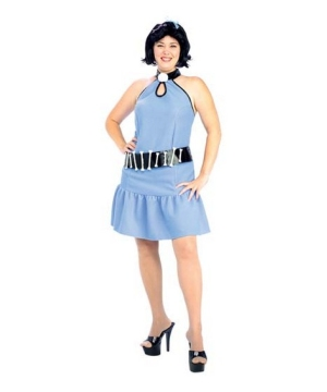 Flintstones Betty Rubble Women plus size Costume