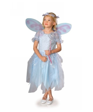 Powder Pixie Kids Costume