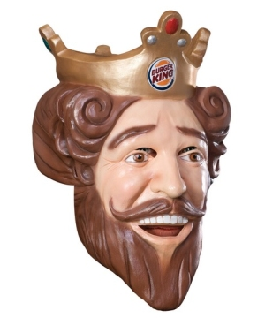 Burger King Mask