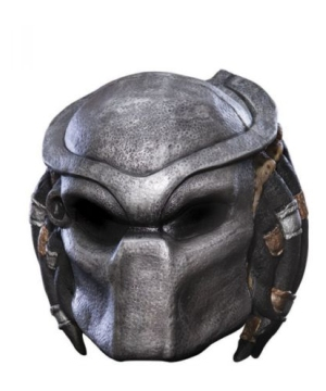 Predator Helmet Kids Mask