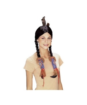 Pocahontas Women Wig
