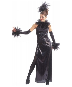 Black Temptation Adult Costume