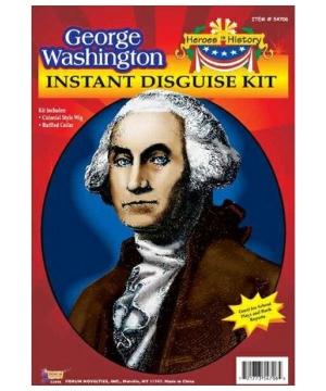 George Washington Costume Kit