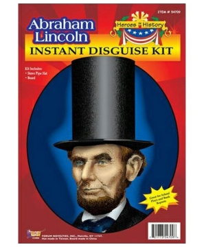 Abraham Lincoln Costume Accessory