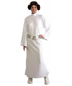 Princess Leia Star Wars Adult Costume deluxe