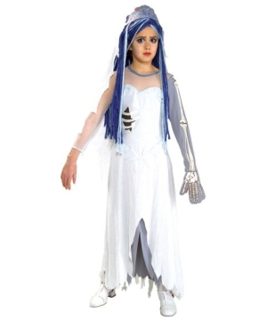 Corpse Bride Child Costume