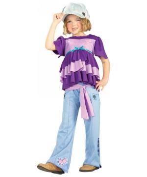 Holly Hobbie Kids Costume
