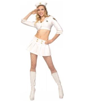 Navy Girl Women Costume