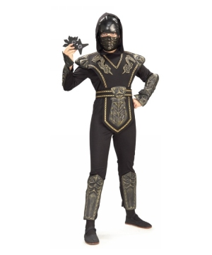 Dragon Warrior Ninja Kids Costume