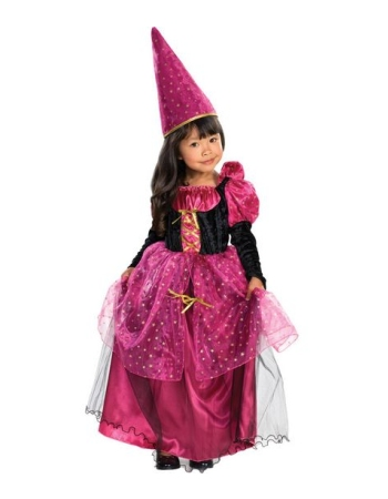 Magenta The Mystic Costume
