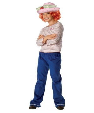 Strawberry Shortcake Costume - Kids