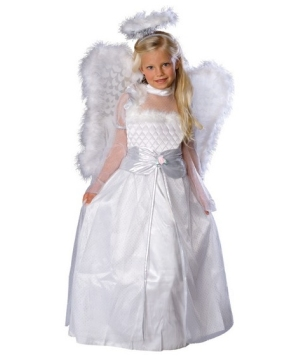 Rosebud Angel Kids Costume