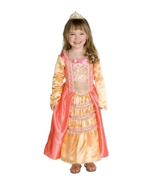 Shrek Princesses Rapunzel Girls Costume