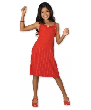 High School Musical Gabriella Girls Costume