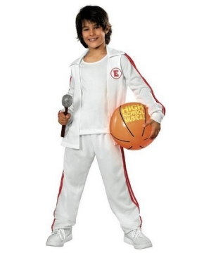 Troy Kids Costume Deluxe- High School Musical