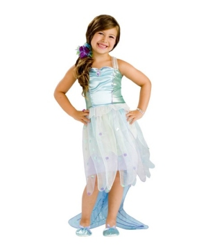 Mermaid Costume - Kids Costume