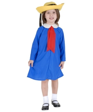 Madeline Kids Costume