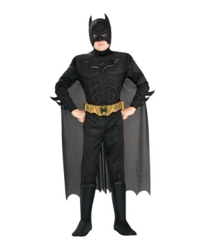 The Dark Knight Batman Kids Costume deluxe