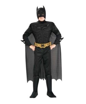 The Dark Knight Batman Kids Costume deluxe