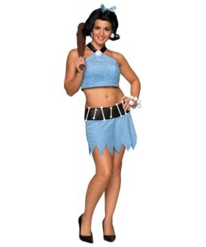 Betty Rubble Sexy Womens Costume