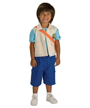 Diego Costume Deluxe- Toddler Costume
