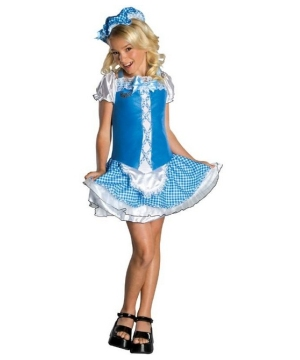 Bratty Bo Peep Child Costume
