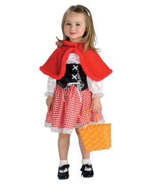 Red Riding Hood Costume - Child/ Toddler Costume