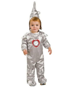 Tin Man Baby Costume