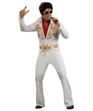 Elvis Classic Men Costume
