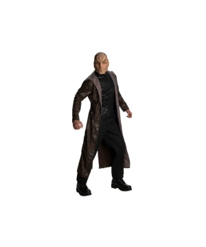 Star Trek Movie Nero Costume - deluxe Adult Costume