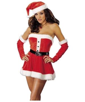 Santa's Sweetie Costume - Adult Costume