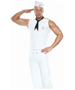 Seafaring Sailor Male Adult Costume