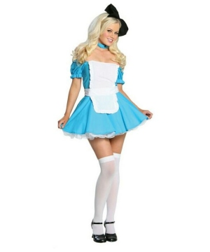 Sexy Alice Women Costume