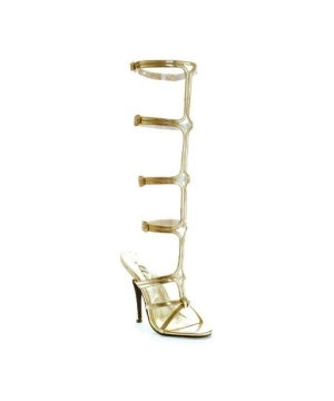 Sexy Gold Women's Shoes