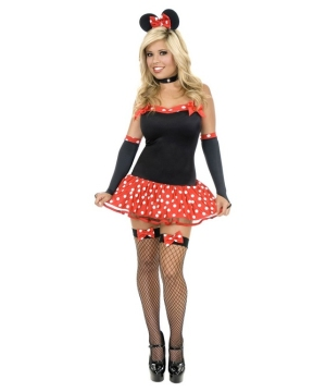 Sexy Miss Mouse Adult Costume