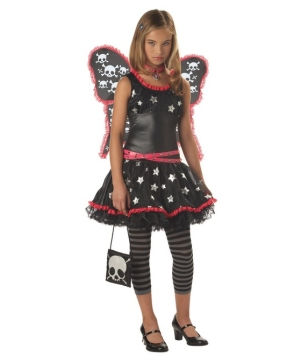 Skulls and Stars Teen Costume
