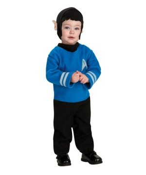 Star Trek Little Spock Infant Costume