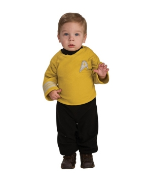Star Trek Little Kirk Baby Costume