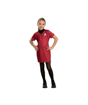 Star Trek Movie Uhura Costume - Kids Costume deluxe
