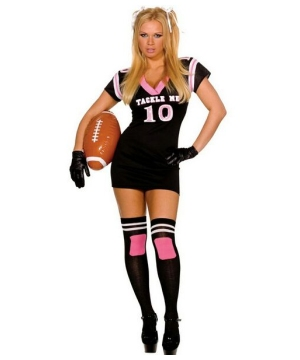 Tackle Me Football Adult Costume