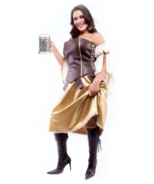 Tavern Wench Adult plus size Costume